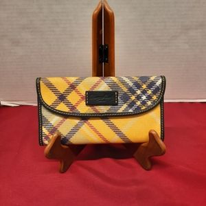 RETIRED YELLOW TARTON PLAID